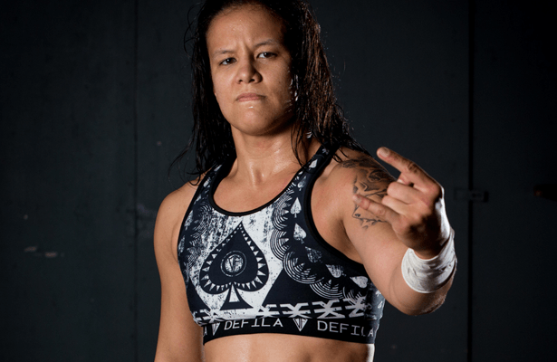 Shayna Baszler On Why Ronda Rousey And The Four Horsewomen Were At The Mae YoungClassic