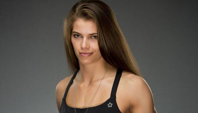 Jessamyn Duke Wrestling TrainingPhotos