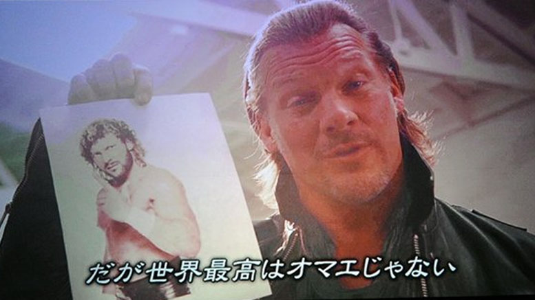 BREAKING NEWS: Chris Jericho Will Face Kenny Omega at Wrestle kingdom12!
