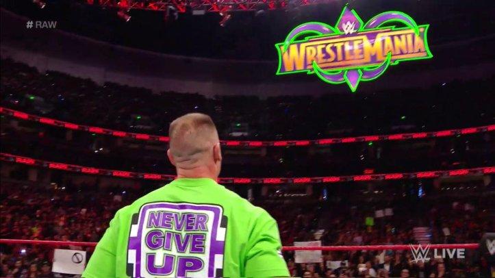 Image result for John Cena's Path To WrestleMania Going Through SmackDown