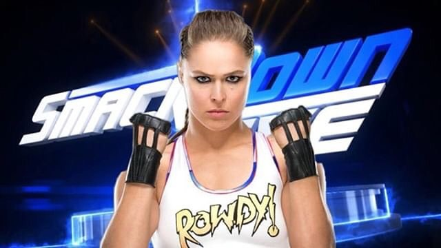 Image result for According to Wrestling Inc, FOX wants Ronda Rousey on the blue brand when SmackDown makes the move in 2019.